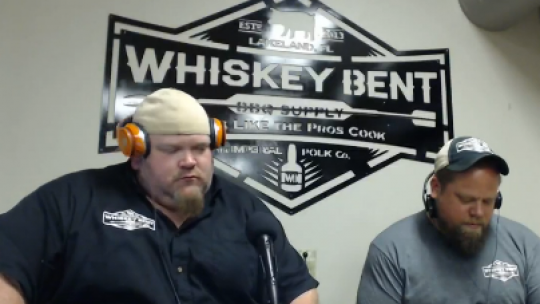 Whiskey Bent  In The Pit - All Day