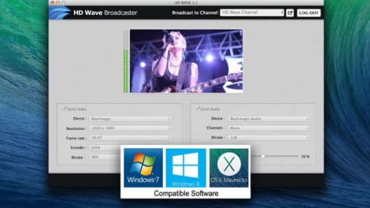 HD Wave for Mac